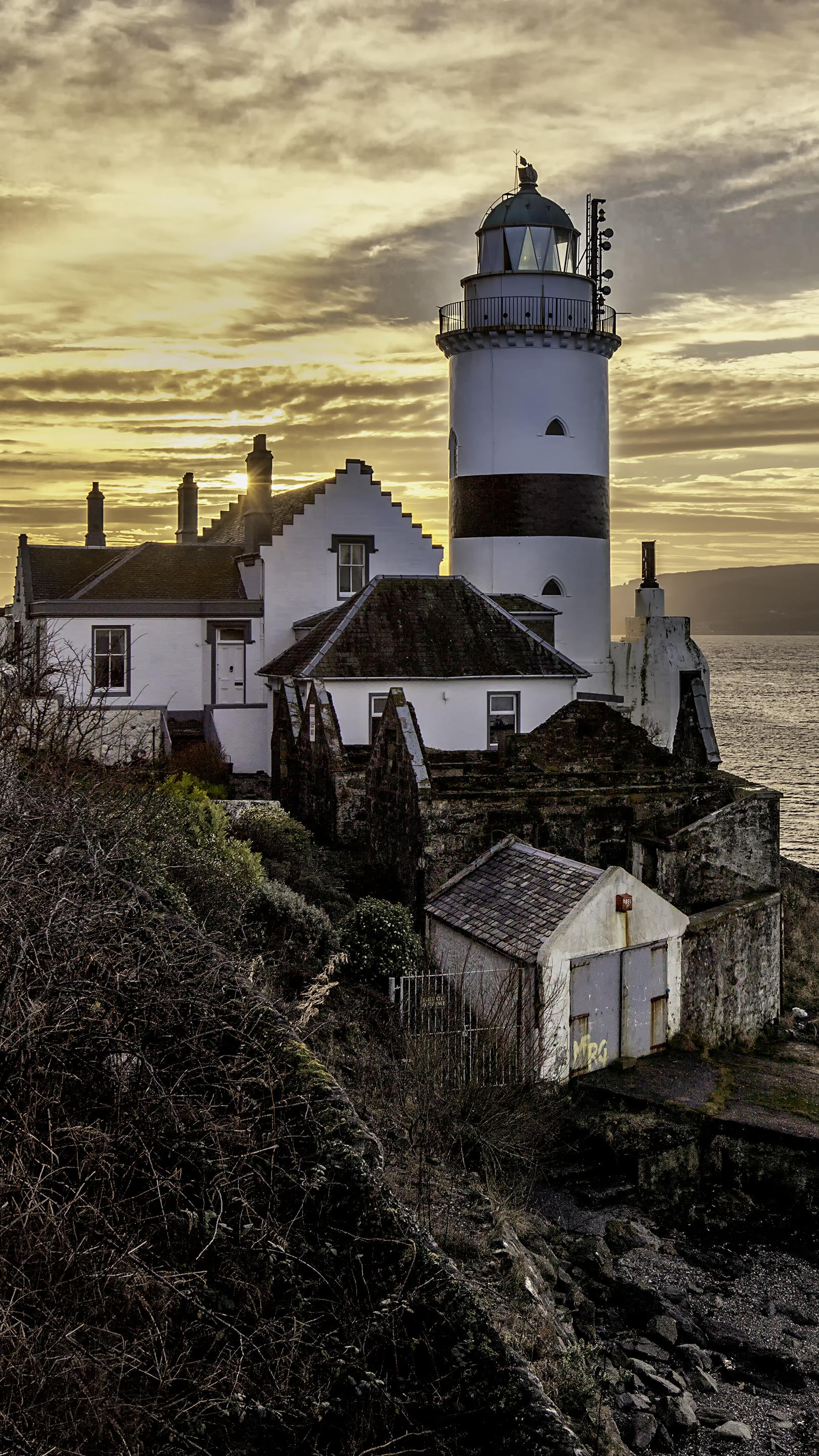 Cloch Lighthouse photo